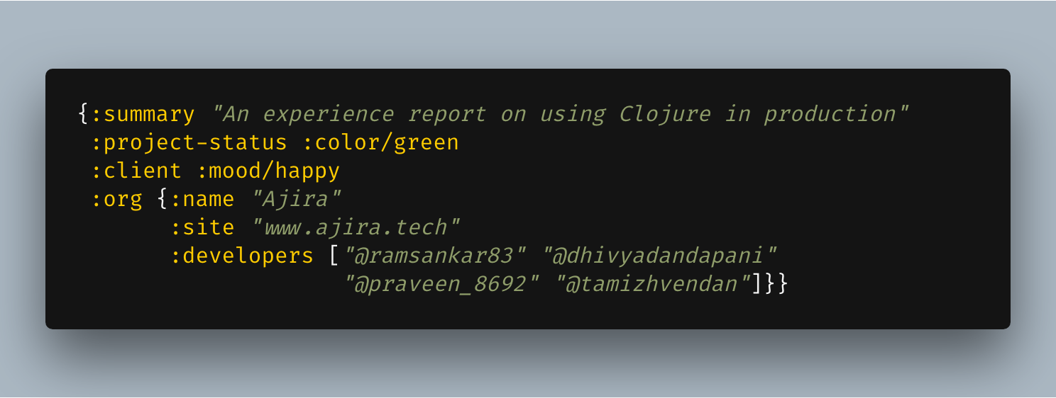 Using Clojure in Production | Demystify FP